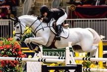 Just As Strong As You / Equestrians, All That and Then Some.. / by Shannon Gilboy
