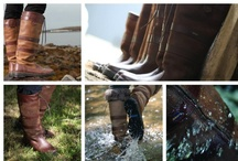 Dubarry / Dubarry country attire for men and women.