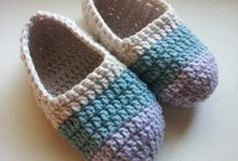 My ❤ For Crochet Slippers / by Michelle Eames
