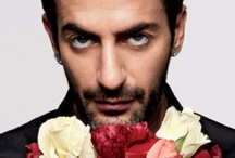 Marc Jacobs / Marc Jacobs is an American fashion designer. Along with his own fashion labels, he's the artistic director of French luxury fashion house, Louis Vuitton.  / by Linda