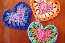 My ❤ For Crochet Hearts / by Michelle Eames