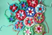 My ❤ For Crochet Hexagons / by Michelle Eames