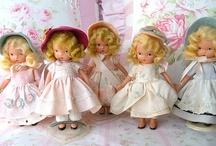 Dolls / by Anita Rose