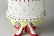 Cake Stands/Pedestal Dishes