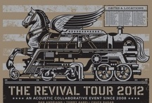 2012 - Gig Posters