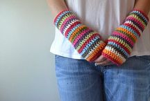 My ❤ For Crochet Gloves / by Michelle Eames