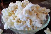 Popcorn Snacks / by Michelle Eames