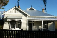 Weatherboard Homes / by Cassandra Eddy