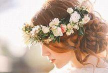 Hair: Flowers