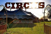Circus Party/Halloween Ideas / Ideas for costumes, food and fun / by L. J.