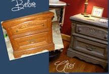 Paint it/Makeovers / by Pat Barrows
