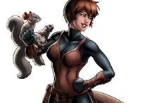 Cosplay Squirrel Girl
