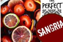 Sangria / Sangria recipes, sangria presentation