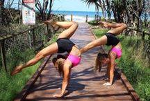 gymnastika / cvičení, gymnastika, spot