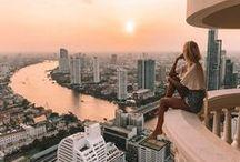 Tipps für Travel Blogger / Eine Pinnwand für alle Travel Blogger. Wir alle brauchen ab und zu mal ein wenig Motivation & Inspiration.