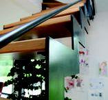 Escaliers / Escaliers métalliques design