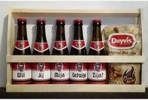 Sekt- Bierpakketten / Bierpakketten voor papa, peter & getuige en Sektpakketten voor de meter!