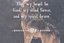 Wolves♡Quotes