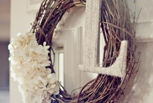 House Home / Home decor, design and dreams.  / by Sara Marie Weimer