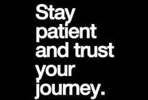 inspirations / everyday wisdom
