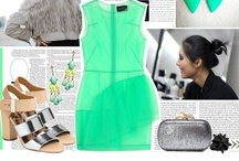 Polyvore sets / by Bee Monroy