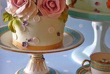cakes / by Debi - Better Living Hanson