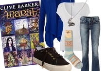 Character Style / Bringing YA characters to life one outfit at a time. / by HarperTeen