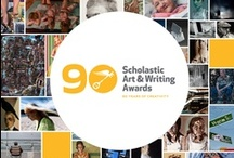 Scholastic Art & Writing Awards / Award-winning artwork and writing from Portfolio Gold Medalists in the Scholastic Art & Writing Awards. More info available at www.artandwriting.org
