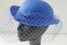 SHOP: Vintage Hats / Vintage hats that have sold at Your Vintage Life www.katebeavis.com