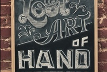 grafixations / typography / by Laura Tanner Swinand