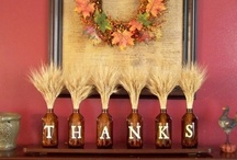 Holidays: Thanksgiving / Thanksgiving Ideas - With Local Pacific Northwest Information to Events and Celebrations: www.betterseattlehomes.com/blog/tag/thanksgiving/ / by Stacey Lange, Realtor | @searchseattle