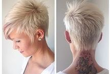 Hairstyles / by Mands Hirschie