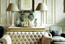 Luxurious Interiors / Showcasing the most luxurious interior design and places to stay... inspiration for creating your own Luxy retreat and wowing your Guests. #Travel #Luxury #Interiors #Boutique