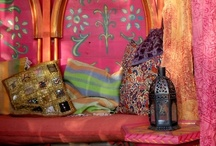 Moroccan Style / There is something so enticing and captivating about Moroccan interior design, we hope this board may inspire Owners who want to create a little Moroccan space in of their own