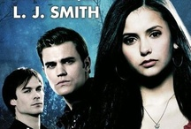 The Vampire Diaries / by HarperTeen