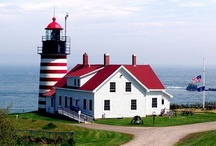 Lovely Lighthouses.... / by Gayle Marie