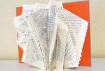 book arts / legible objects