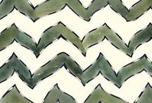 Sarah & Ruby Design Studio / Custom textiles and wallpaper by Sarah Schwartz and Ruby Geisler - www.sarahrubydesign.com