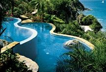 Sublime Swimming Pools / Sublime swimming pools from our own villa collection as well as favourites from around the web. Find inspiration for your own swimming pool project, or your next holiday!