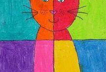 Kids crafts / by Maureen Atkinson