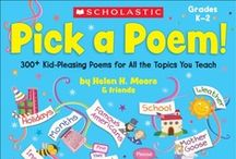 Teaching Resources: Poetry