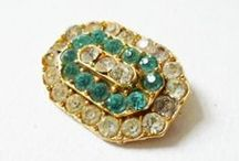 SHOP: Vintage jewellery from our website / All from www.yourvintagelife.co.uk
