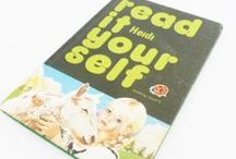 SHOP: Vintage books and magazines from our website / Available from www.yourvintagelife.co.uk