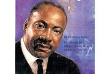 Honoring Martin Luther King, Jr. / by Scholastic