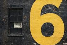 Typography Numbers / Typography Numbers
