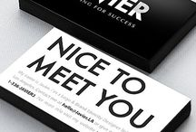 Business Cards that are cool