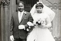 WEDDING: Vintage wedding memories / Nostalgic photos of weddings to inspire me www.katebeavis.com