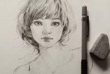 Dibujo - Drawing - Paint