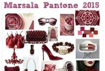 Marsala : Pantone Colour of the Year 2015