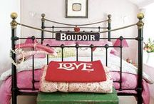 HOME STYLING: Bedrooms for dreaming / Our home and others that inspire me... www.katebeavis.com